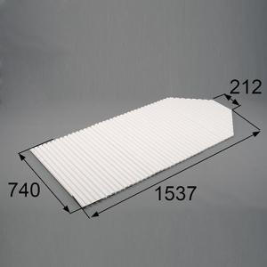 送料無料 トステム お風呂のふた バスルーム 風呂ふた 巻きふた 商品コード : RGFZ101|homematerial