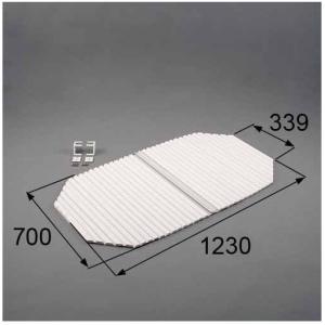 トステム お風呂のふた バスルーム 風呂ふた 巻きふた 商品コード : RMBX025|homematerial