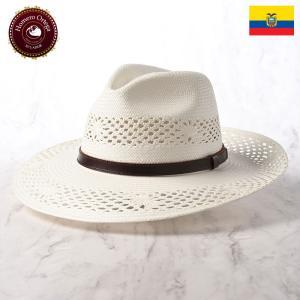 帽子 パナマハット メンズ レディース HomeroOrtega オメロオルテガ ROSAS FN ローサスFN パナマ帽 春夏|homeroortega