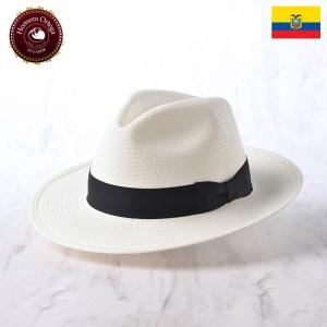 帽子 パナマハット メンズ レディース HomeroOrtega オメロオルテガ PRIMERA White プリメーラ ホワイト パナマ帽 春夏|homeroortega