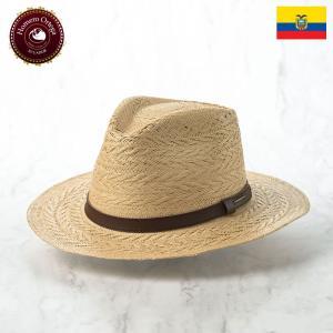 帽子 パナマハット メンズ レディース HomeroOrtega オメロオルテガ CABLE カブレ パナマ帽 春夏|homeroortega