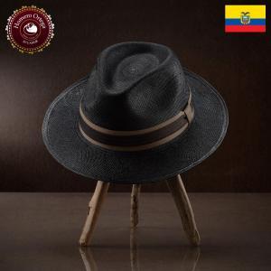 帽子 パナマハット メンズ レディース HomeroOrtega オメロオルテガ CIGARRO シガーロ パナマ帽 春夏|homeroortega