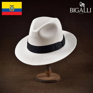 帽子 パナマハット メンズ レディース BIGALLI ビガリ TEATRO テアトロ パナマ帽 春夏|homeroortega