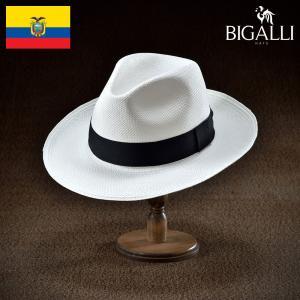帽子/パナマハット/BIGALLI(ビガリ)/VICENTE...