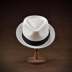 帽子 パナマハット メンズ レディース BIGALLI ビガリ BOSTON ボストン パナマ帽 春夏|homeroortega|03