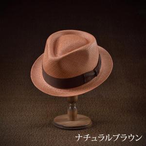 帽子 パナマハット メンズ レディース BIGALLI ビガリ BOSTON ボストン パナマ帽 春夏|homeroortega|08