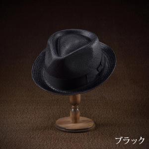 帽子 パナマハット メンズ レディース BIGALLI ビガリ BOSTON ボストン パナマ帽 春夏|homeroortega|09