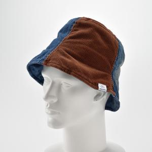 チューリップハット メンズ レディース 帽子 TheFactoryMade ファクトリーメイド デニム コーデュロイ Tulip HAT|homeroortega|02