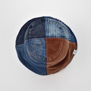 チューリップハット メンズ レディース 帽子 TheFactoryMade ファクトリーメイド デニム コーデュロイ Tulip HAT|homeroortega|05