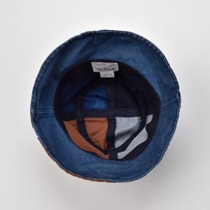 チューリップハット メンズ レディース 帽子 TheFactoryMade ファクトリーメイド デニム コーデュロイ Tulip HAT|homeroortega|06