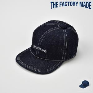 ベースボールキャップ メンズ レディース 帽子 TheFactoryMade ファクトリーメイド Asymmetry CAP アシンメトリー キャップ|homeroortega