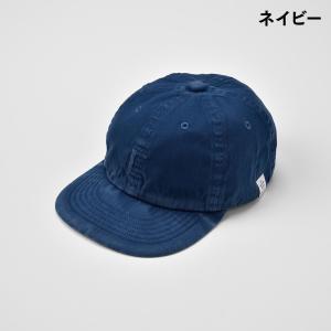 ベースボールキャップ メンズ レディース 帽子 TheFactoryMade ファクトリーメイド 藍染め The SOME CAP ザ ソメ キャップ homeroortega 02