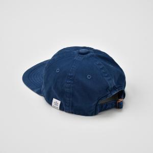 ベースボールキャップ メンズ レディース 帽子 TheFactoryMade ファクトリーメイド 藍染め The SOME CAP ザ ソメ キャップ homeroortega 03