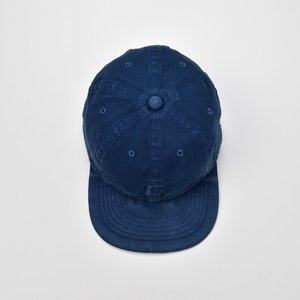 ベースボールキャップ メンズ レディース 帽子 TheFactoryMade ファクトリーメイド 藍染め The SOME CAP ザ ソメ キャップ homeroortega 04