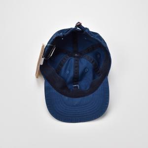 ベースボールキャップ メンズ レディース 帽子 TheFactoryMade ファクトリーメイド 藍染め The SOME CAP ザ ソメ キャップ homeroortega 05