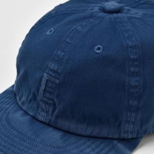 ベースボールキャップ メンズ レディース 帽子 TheFactoryMade ファクトリーメイド 藍染め The SOME CAP ザ ソメ キャップ homeroortega 06