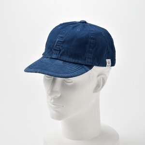 ベースボールキャップ メンズ レディース 帽子 TheFactoryMade ファクトリーメイド 藍染め The SOME CAP ザ ソメ キャップ homeroortega 07