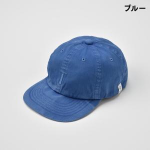 ベースボールキャップ メンズ レディース 帽子 TheFactoryMade ファクトリーメイド 藍染め The SOME CAP ザ ソメ キャップ homeroortega 08