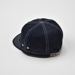 ベースボールキャップ メンズ レディース 帽子 TheFactoryMade ファクトリーメイド 6枚はぎ CORDURA CAP コーデュラキャップ|homeroortega|03