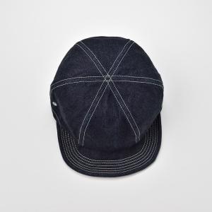 ベースボールキャップ メンズ レディース 帽子 TheFactoryMade ファクトリーメイド 6枚はぎ CORDURA CAP コーデュラキャップ|homeroortega|04
