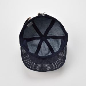 ベースボールキャップ メンズ レディース 帽子 TheFactoryMade ファクトリーメイド 6枚はぎ CORDURA CAP コーデュラキャップ|homeroortega|05