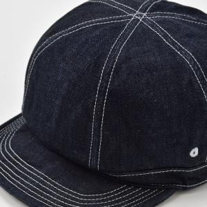 ベースボールキャップ メンズ レディース 帽子 TheFactoryMade ファクトリーメイド 6枚はぎ CORDURA CAP コーデュラキャップ|homeroortega|06