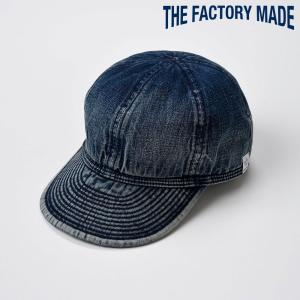 ベースボールキャップ メンズ レディース 帽子 TheFactoryMade ファクトリーメイド VINTAGE WORK(ヴィンテージ ワーク)|homeroortega