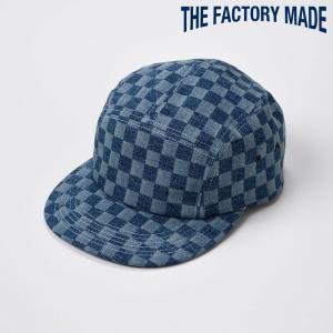 ベースボールキャップ メンズ レディース 帽子 TheFactoryMade ファクトリーメイド ICHIMATSU CAP(イチマツ キャップ)|homeroortega