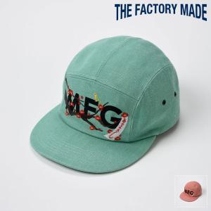 ベースボールキャップ メンズ レディース 帽子 TheFactoryMade ファクトリーメイドCOLOR MFG JET(カラー エムエフジー ジェット)|homeroortega