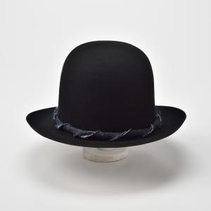 ボーラーハット メンズ レディース 帽子 TheFactoryMade ファクトリーメイド 日本製 Open Crown オープン クラウン|homeroortega|05
