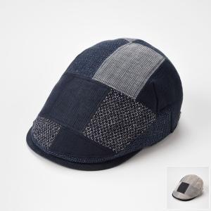 ハンチング メンズ レディース 帽子 DAKS ダックス Hunting Patchwork D1620(ハンチング パッチワーク D1620)|homeroortega
