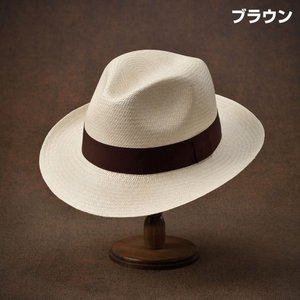 帽子 パナマハット メンズ レディース ELOY BERNAL エロイ ベルナール ALIANZA アリアンサ パナマ帽 春夏|homeroortega|04