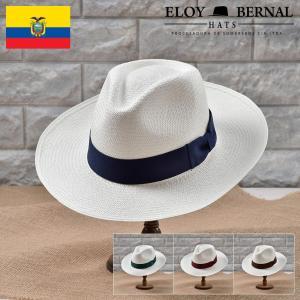 帽子/本パナマハット/ELOY BERNAL(エロイ ベルナ...