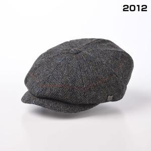 ハンチング 帽子 メンズ レディース Failsworth フェイルスワース 秋冬 Harris Tweed Carloway ハリス ツイード キャロウェイ|homeroortega|02