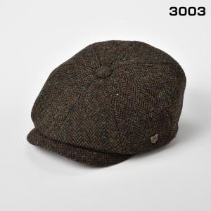ハンチング 帽子 メンズ レディース Failsworth フェイルスワース 秋冬 Harris Tweed Carloway ハリス ツイード キャロウェイ|homeroortega|12