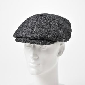 ハンチング 帽子 メンズ レディース Failsworth フェイルスワース 秋冬 Harris Tweed Carloway ハリス ツイード キャロウェイ|homeroortega|16