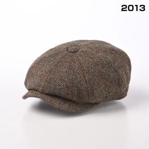 ハンチング 帽子 メンズ レディース Failsworth フェイルスワース 秋冬 Harris Tweed Carloway ハリス ツイード キャロウェイ|homeroortega|03