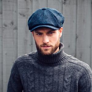 ハンチング 帽子 メンズ レディース Failsworth フェイルスワース 秋冬 Harris Tweed Carloway ハリス ツイード キャロウェイ|homeroortega|21
