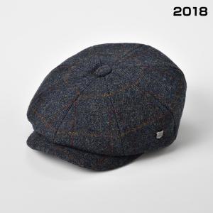 ハンチング 帽子 メンズ レディース Failsworth フェイルスワース 秋冬 Harris Tweed Carloway ハリス ツイード キャロウェイ|homeroortega|07