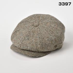 ハンチング 帽子 メンズ レディース Failsworth フェイルスワース 秋冬 Harris Tweed Carloway ハリス ツイード キャロウェイ|homeroortega|09