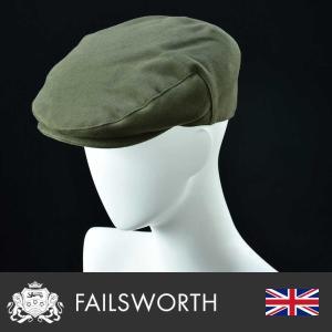 帽子/高級ハンチング帽/Failsworth(フェイルスワース)/Moleskin(モールスキン)イギリス製キャップ/メンズ・レディース homeroortega