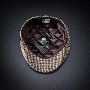 帽子/高級ハンチング帽/Failsworth(フェイルスワース)/Norwich(ノリッジ)イギリス製キャップ/メンズ・レディース|homeroortega|06