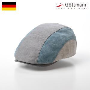ハンチング メンズ 帽子 キャップ 春 夏 大きいサイズ Gottmann Baxter Himme...