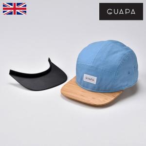 帽子/高級野球帽/GUAPA(グアパ)/Blue Volley Cap Set B(ブルーバレーキャップ セットB)イギリス製ベースボールキャップ/カジュアル/メンズ・レディース|homeroortega