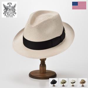 ハット メンズ レディース 帽子 KNOX ノックス Panama Hat KSZ(パナマ ハット KSZ)|homeroortega