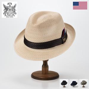 ハット メンズ レディース 帽子 KNOX ノックス Linen Blade Hat KW(リネン ブレード ハット KW)|homeroortega