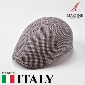 帽子 ハンチング メンズ レディース MARONE マローネ Porta ポルタ キャップ 春夏|homeroortega