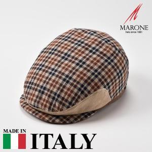帽子 ハンチング メンズ レディース MARONE マローネ Storia ストーリア キャップ 春夏|homeroortega