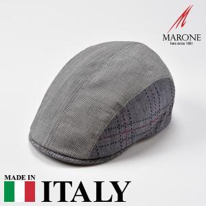 帽子 ハンチング メンズ レディース MARONE マローネ Campana カンパーナ キャップ 春夏|homeroortega