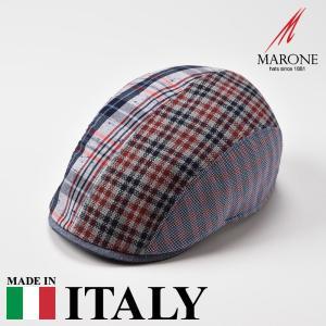 帽子 ハンチング メンズ レディース MARONE マローネ Semaforo セマフォロ キャップ 春夏|homeroortega